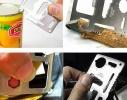 Мультивизитка ключ 11 в 1 фото 3