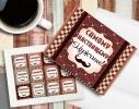 Шоколадный набор Самому Настоящему Мужчине фото