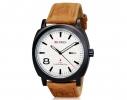 Мужские часы Curren с белым циферблатом