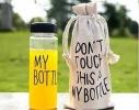 Бутылка для воды My Bottle в чехле фото