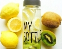 Бутылка для воды My Bottle в чехле фото 1