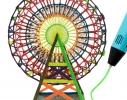 Набор Биоразлагаемого PLA пластика для 3D Ручки 1.75 мм 150 метров разных цветов фото 2