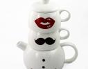 Набор чашек для двоих Мистер и Миссис фото