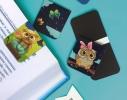 Набор магнитных закладок для книги Сладкая парочка Mr. Bookmark фото