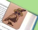Набор магнитных закладок для книги Гламурные совы Mr. Bookmark фото 4