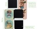 Набор магнитных закладок для книги Гламурные совы Mr. Bookmark фото 6