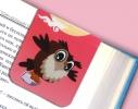 Набор магнитных закладок для книги Совушка на ветке Mr. Bookmark фото 1