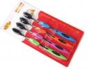 Бамбуковые зубные щетки 4шт. фото 2