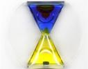 Настольные декоративные часы Парадокс фото