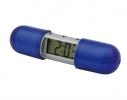Настольные часы с будильником Капсула фото