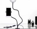 Подставка - держатель на прищепке с подсветкой Professional Live Stream фото 4