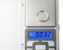 Весы профессиональные до 500г в чехле фото 3