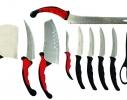 Набор кухонных ножей Contour Pro Knives Профи фото