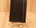 Кожаная обложка на паспорт Орех фото