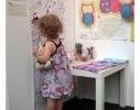 Обои - раскраски Елка с наклейками Тачки 60х150 фото 6