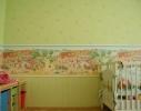 Обои - раскраски Елка с наклейками Тачки 60х150 фото 7