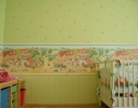 Обои - раскраски Новогодняя Елка с наклейками 60х150 фото 7