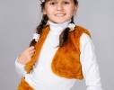 Детский карнавальный костюм Олень фото