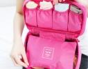 Туристический органайзер для белья Розовый фото 1