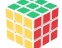 Кубик Рубика 3х3 мини фото 1