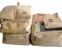 Набор дорожных сумок в чемодан 5 шт. фото 2