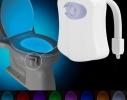 Illumibowl подсветка на унитаз c антимикробным действием и датчиком движения фото