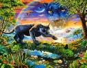 Пазл Пантера на 1500 элементов