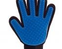 Перчатка для вычесывания шерсти животных True Touch (Тру Тач) левая рука фото