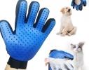 Перчатка для вычесывания шерсти животных True Touch (Тру Тач) левая рука фото 1