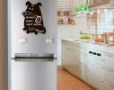 Магнитная доска на холодильник Пес Барбос