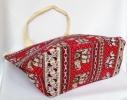 Пляжная текстильная сумка для пляжа и прогулок Индия фото 3