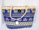 Пляжная текстильная сумка для пляжа и прогулок Индия фото 4