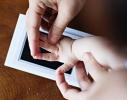 Комплект для отпечатков детских ручек и ножек фото 1