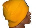 Желтая шапка с украинской символикой Герб фото 1