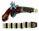 Подарочный набор для алкогольных напитков Пистоль фото