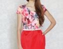 Платье - футляр Цветочный Рай фото 2