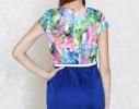 Платье - футляр Цветочный Рай фото 4