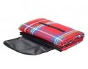купить Плед для пикника Шотландец красный