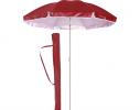 Клонировать Пляжный зонт с наклоном 2.0 Umbrella Anti-UV бордовый фото