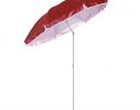 Клонировать Пляжный зонт с наклоном 2.0 Umbrella Anti-UV бордовый фото 1