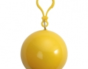 купить Пончо-дождевик в футляре Желтый
