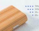 Портативное зарядное устройство EMIE WOOD
