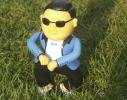 Поющая игрушка Gangnam Style фото 1