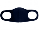 Набор Маска защитная темно-синий/коралл + Антисептик фото