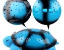 Проектор звездного неба Night Turtle Черепаха музыкальная Синяя фото 2