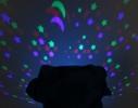 Проектор звездного неба Night Turtle Черепаха музыкальная Синяя фото 3