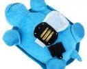 Проектор звездного неба Night Turtle Черепаха музыкальная Синяя фото 4