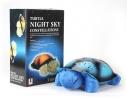 Проектор звездного неба Night Turtle Черепаха музыкальная Синяя фото 8
