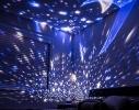 Проектор звездного неба Star Master Dream фиолетовый фото 2