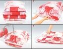 Вакуумный пакет премиум SINGLE XL 55х90см фото 2